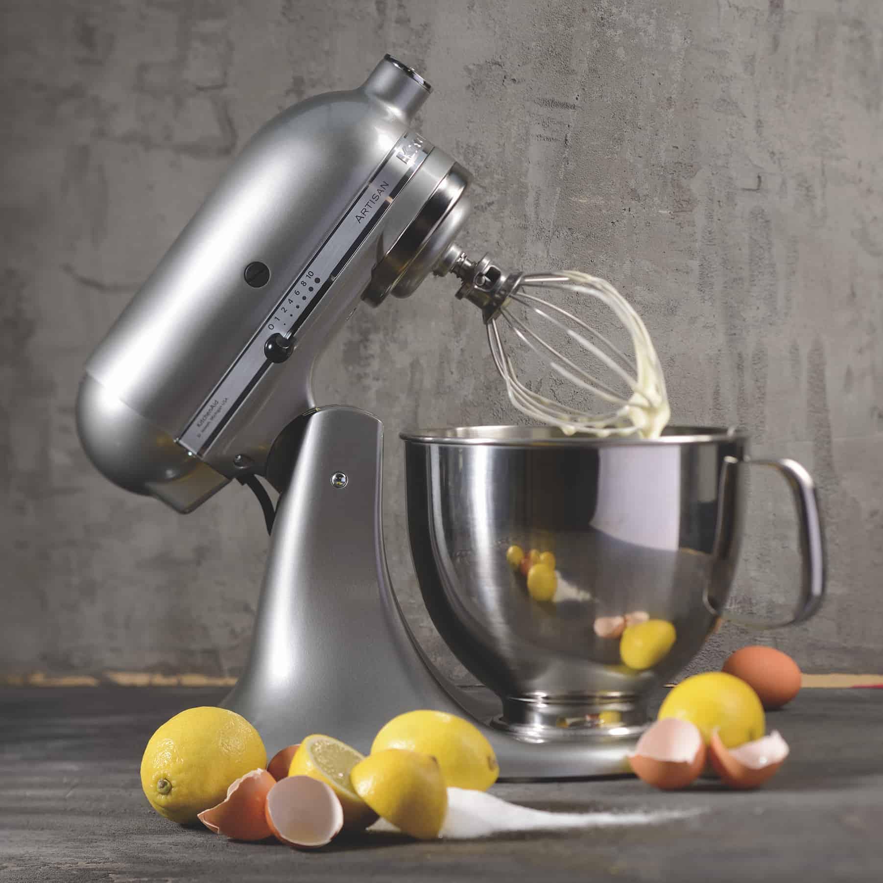 Robot da Cucina KitchenAid: stile contemporaneo e valido aiuto in ...