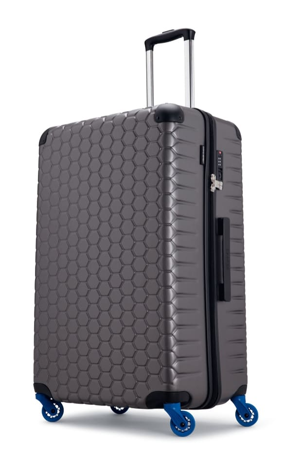 Carpisa Gotech, l'innovativo materiale per valigie a prova di urti e graffi!
