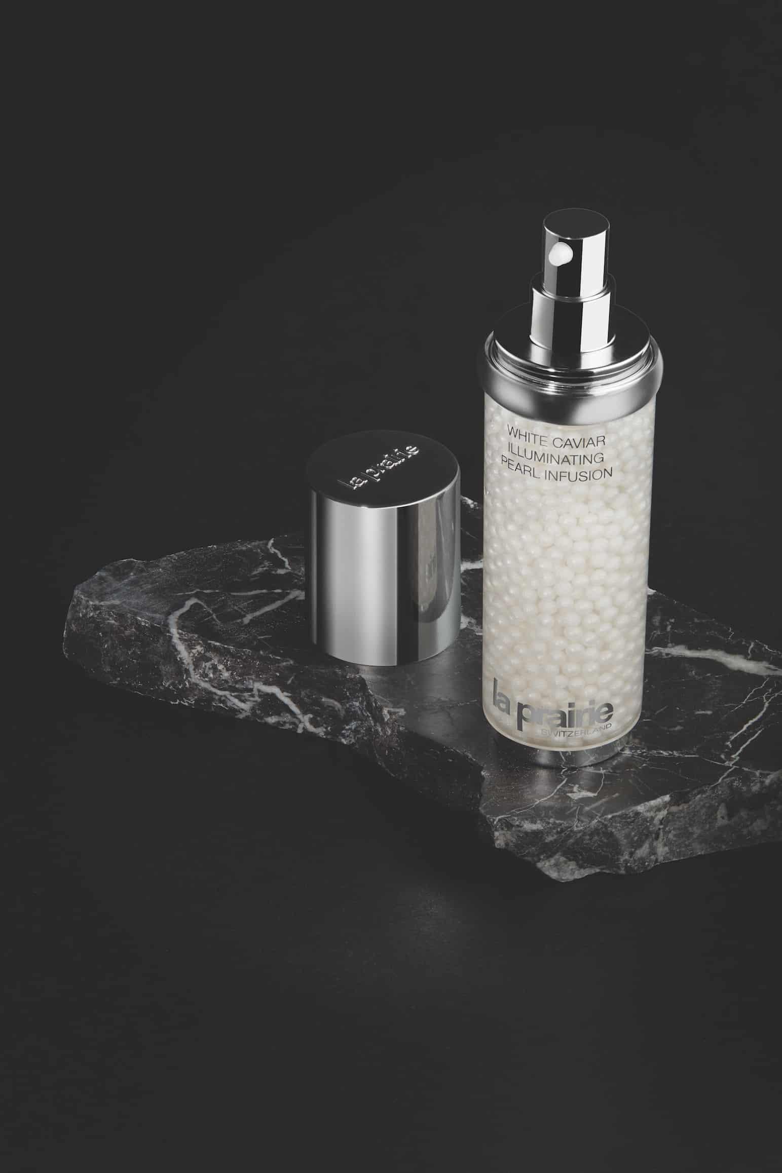 White Caviar Illuminating Pearl Infusion, la novità firmata La Prairie per una pelle sana e luminosa