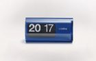 Il blu Colette veste di luce ed eleganza  l'orologio Cifra 3 di Solari in edizione limitata