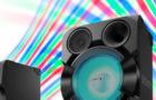 Feste piene di musica e colori con i nuovi sistemi High Power Audio di Sony
