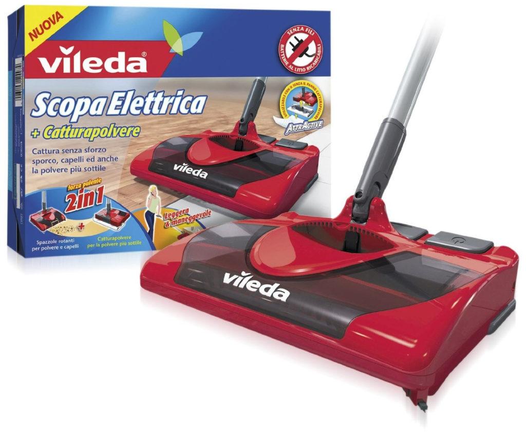 Scopa Elettrica Ricaricabile.Nuova Vileda Scopa Elettrica Ricaricabile Come Pulire La