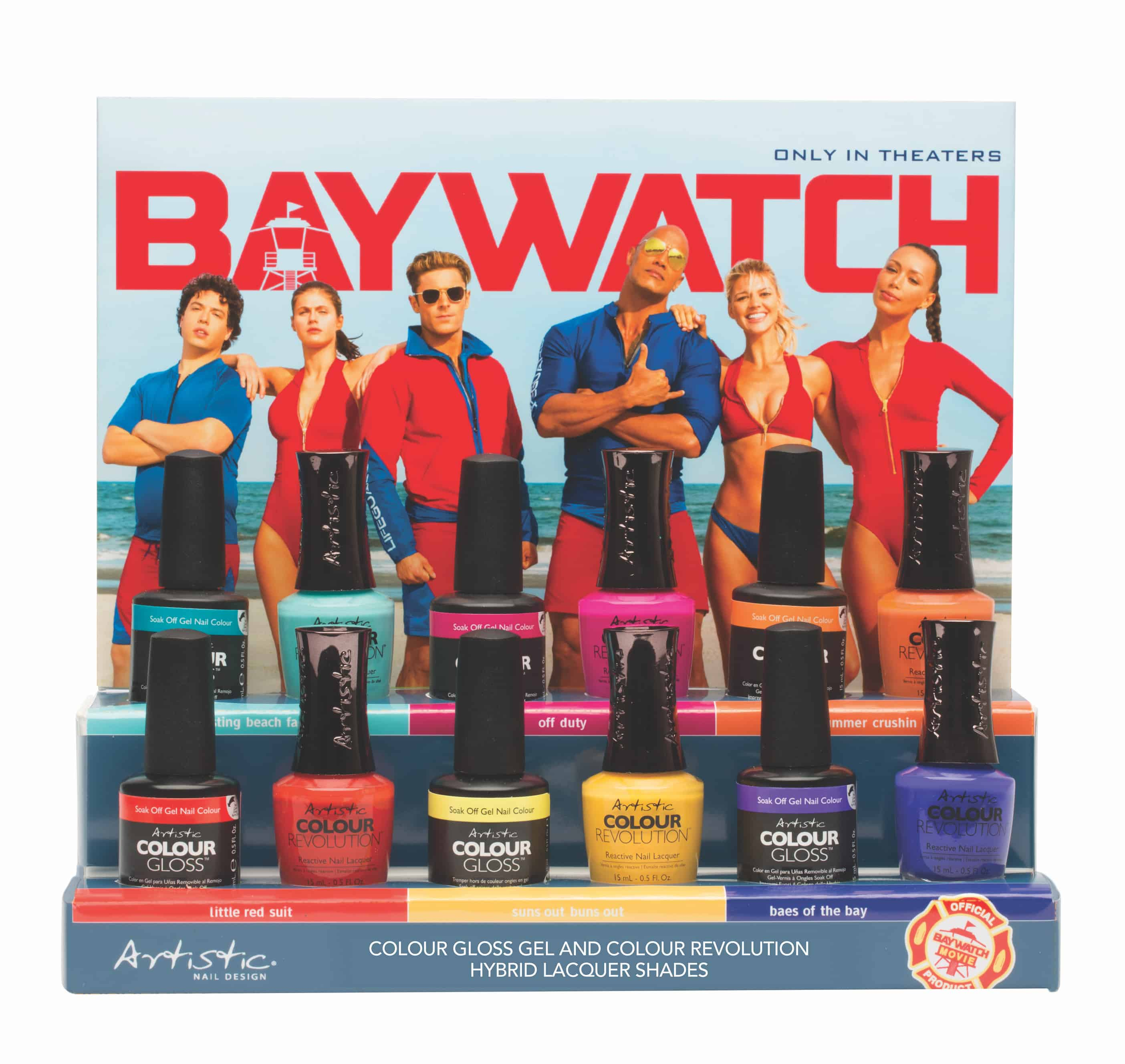 Baywatch Collection 2017,
