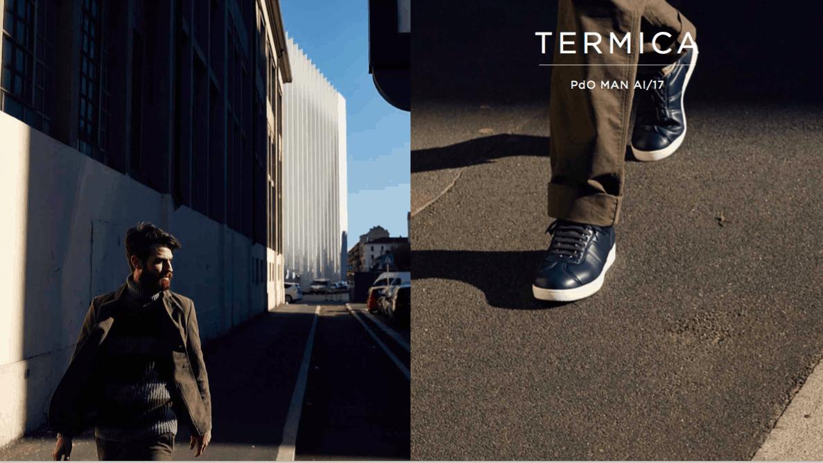 Termica la nuova collezione FW 2017/2018 di Pantofola d'Oro