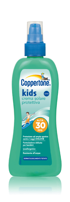 coppertone kids 30
