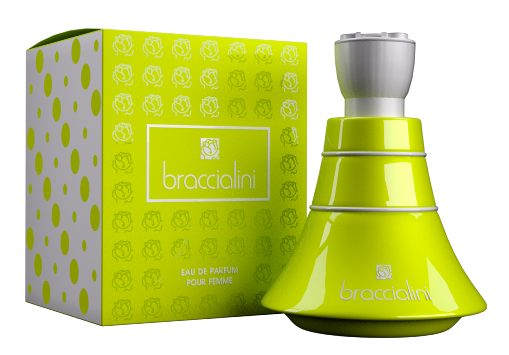 Braccialini Glossy Green