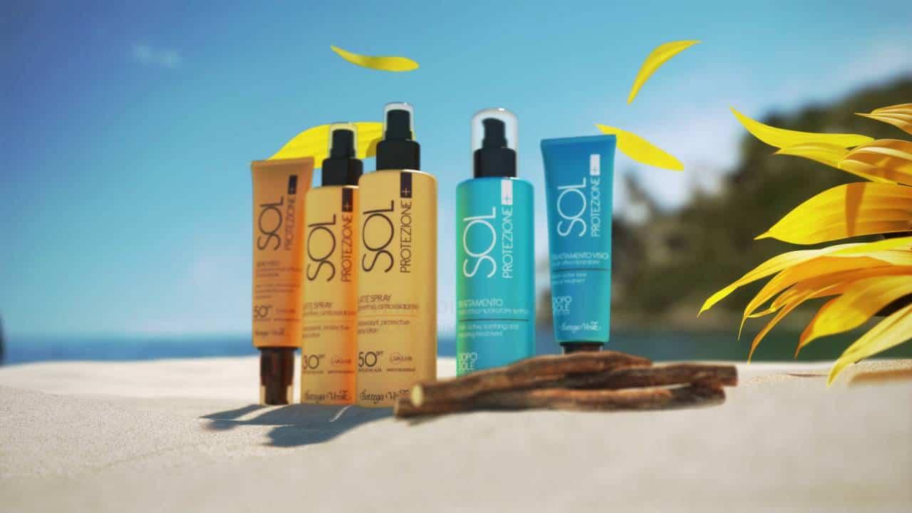 Da Bottega Verde Sol Argan, la nuova linea di solari per il viso