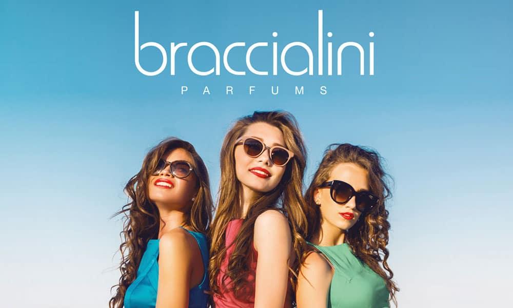 """Braccialini """"Glamour Collection"""" lancia la nuova fragranza femminile Braccialini Glossy Green"""