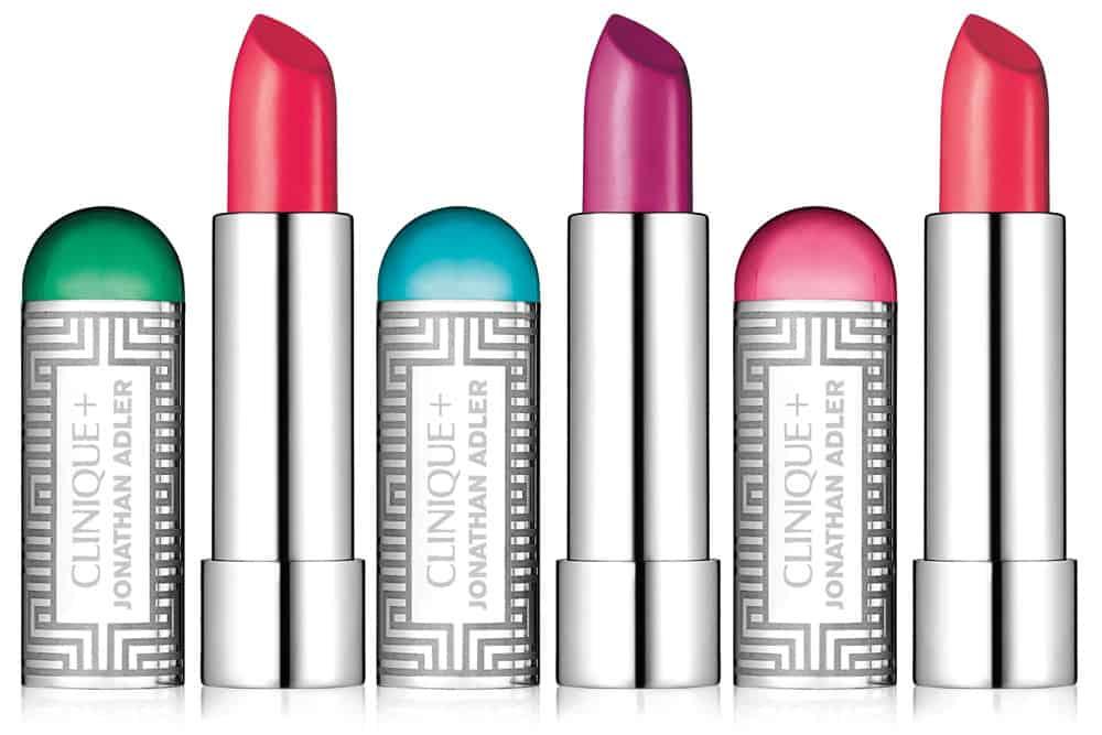 Clinique e Jonathan Adler nuova capsule collection makeup