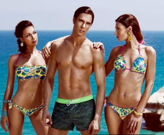 Sweet Years e la nuova collezione beachwear estate 2017