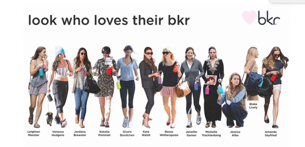 BKR and Swarovski Created the Fanciest Water Bottles Ever