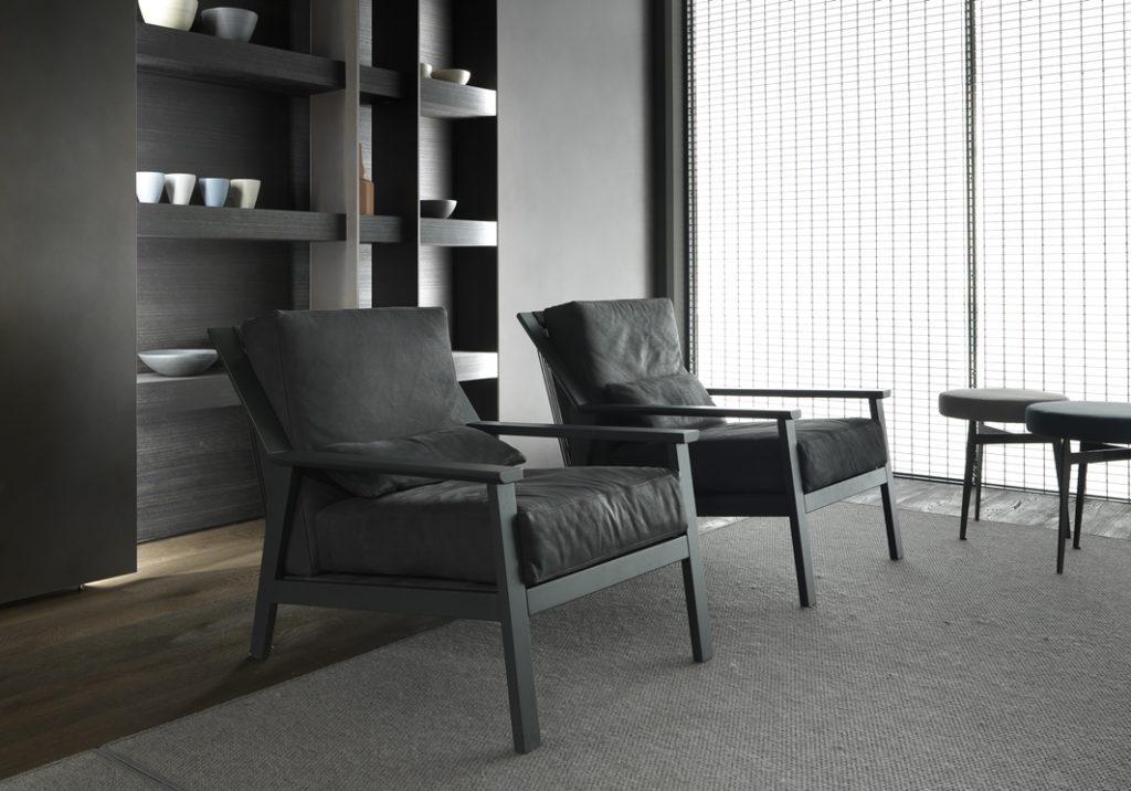 Valentini presenta la nuova collezione di divani DREW