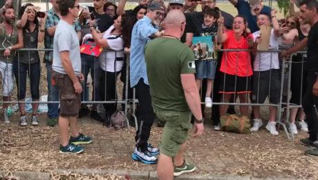 Anche Vasco Rossi sceglie le calzature MBT