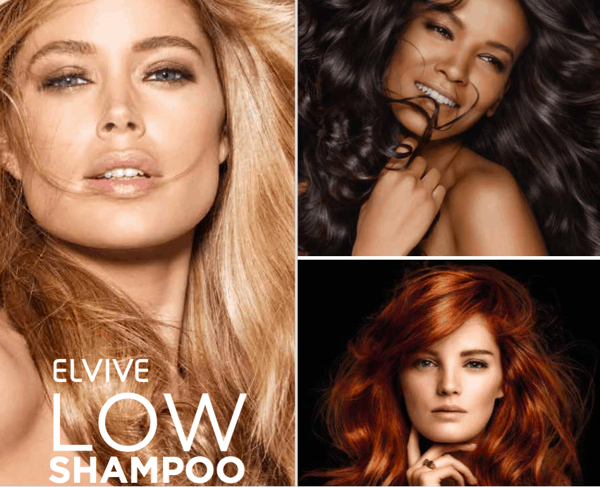 Laboratori L'Oréal Paris Elvive Low Shampoo