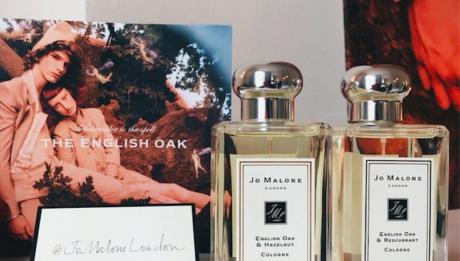 Jo Malone London e le nuove fragranze The English Oak