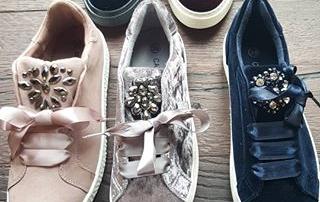Velvet sneaker Deichmann per un nuovo stile easy-chic autunnale