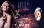 Nuovo formato e golose note olfattive nella fragranza della collezione Angel MUSE di Mugler 100 ml