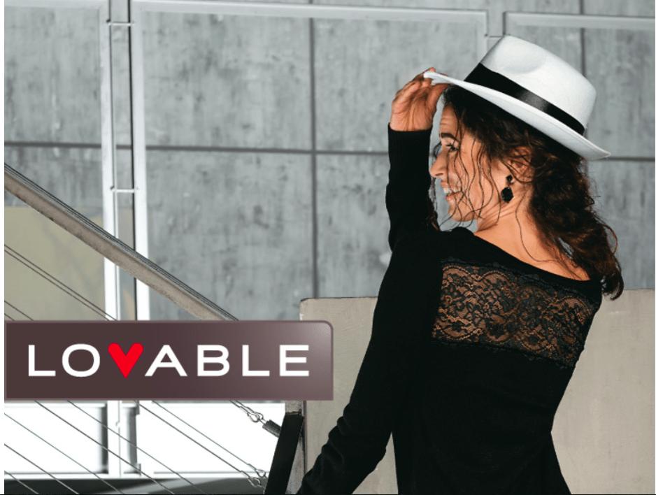 Lovable Outfit Collection Autunno / Inverno 2017-2018, maglieria esternabile elegante anche per la sera