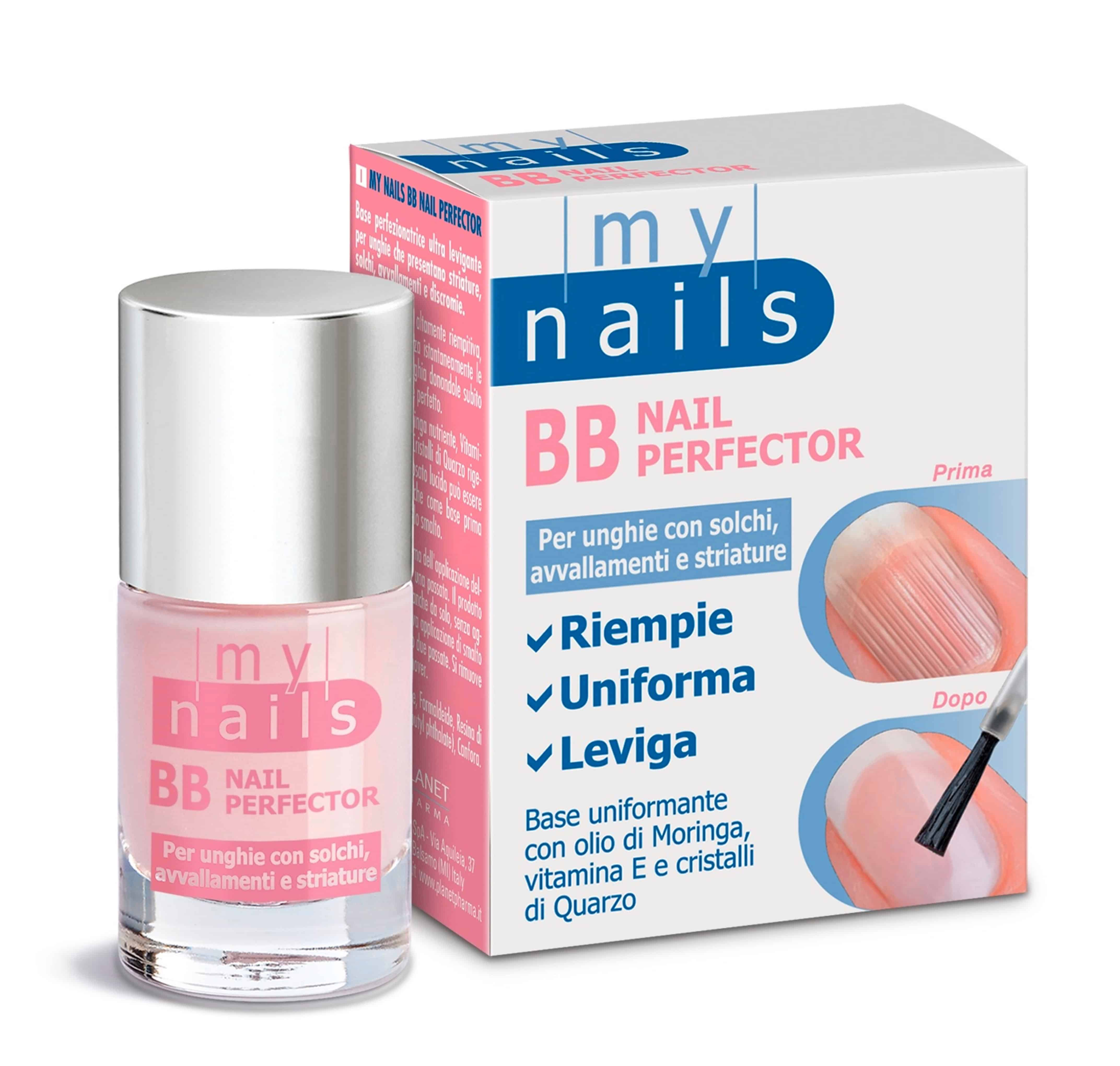 BB NAIL PERFECTOR MY NAILS