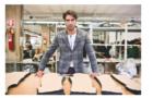 Alessandro Gilles a/i 2017/2018, fusione di classicità e stile contemporaneo