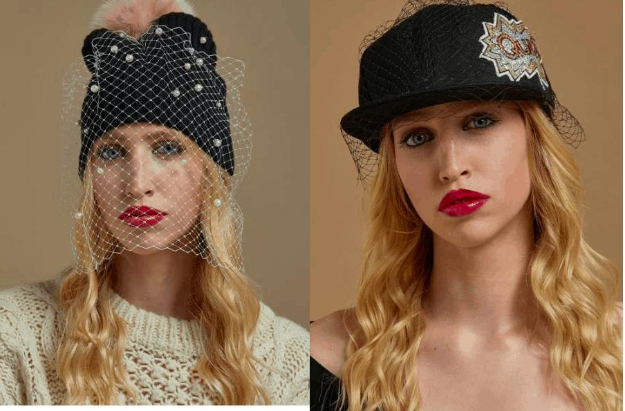 Yuri Ahn firma una collezione di cappelli creativi e realizzati totalmente a mano