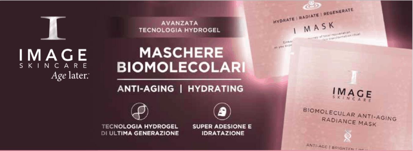 Nuova linea I Mask di Image Skincare, per una pelle giovane e idratata