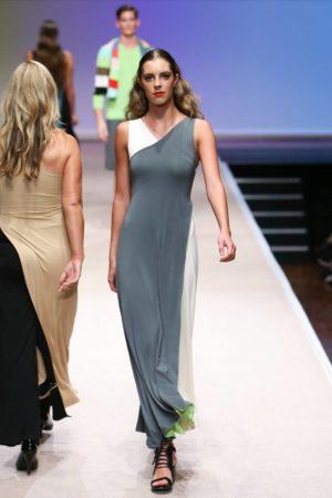 Leafdress di NVK Daydoll: in Australia presentata l'ultima novità in tessuto Modal®, un filato ecologico derivato dalle fibre del faggio.