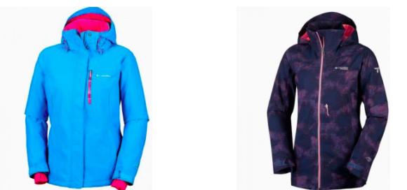 Columbia: l'abbigliamento per lo sci pratico e confortevole