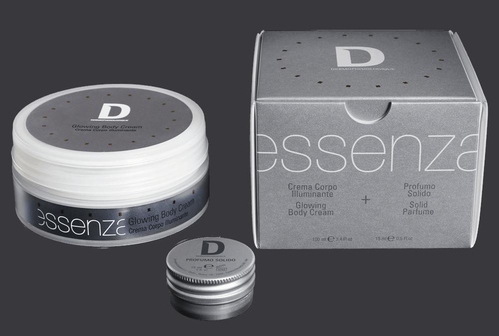 Per le feste pelle splendente con Glowing Body Cream, la nuova crema corpo illuminante di Dermophisiologique