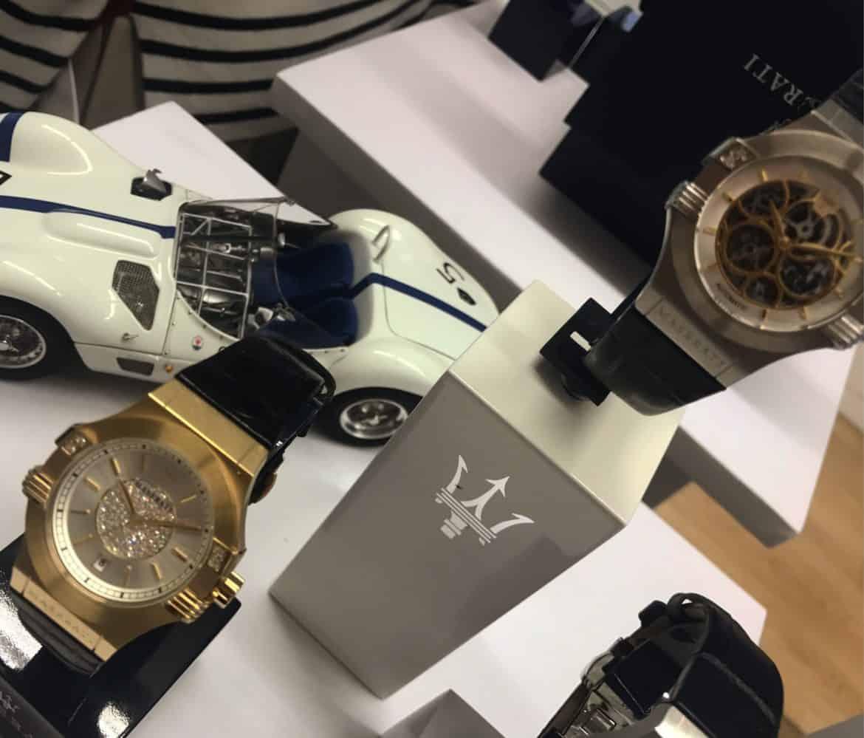 Nuova collezione orologi Maserati A/I 2017/18, quando l'eccellenza italiana si fa notare