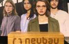 "neubau eyewear lancia  la linea ""The Wire"" e preannuncia l'unconventional linea 3D"