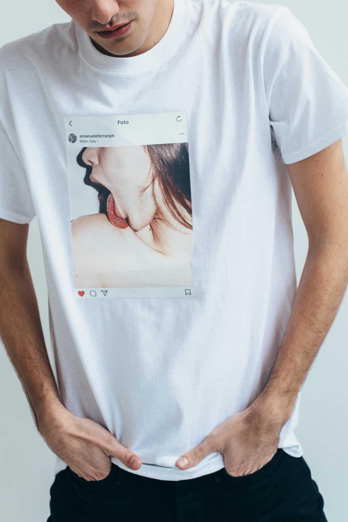 Da Luisaviaroma le originali T-shirt da regalare per San Valentino