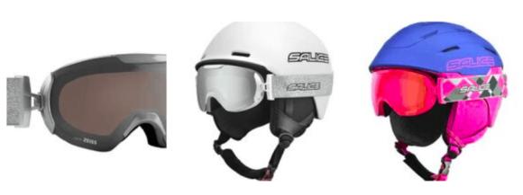 Il casco STRIKE di Salice Occhiali