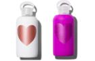 Su The Beautyaholic's Shop  BKR, la bottiglia in vetro da regalare a San Valentino