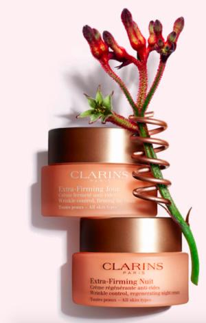 Clarins Extra-Firming Jour & Nuit, due novità straordinarie per una pelle più giovane e tonica
