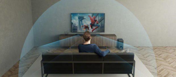 Sony soundbar Dolby Atmos®