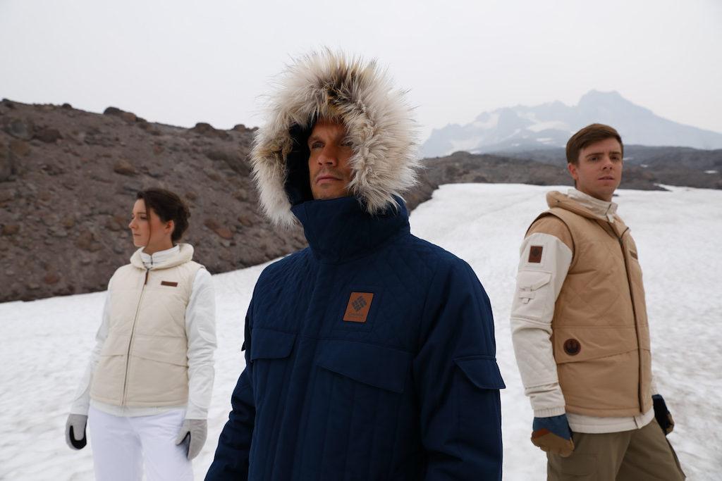 Da Columbia Sportswear tre giacche in edizione limitata ispirate a Star Wars: L'impero Colpisce Ancora