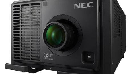 NEC: nuovi proiettori laser RB luminosissimi e perfetti per grandi ambienti