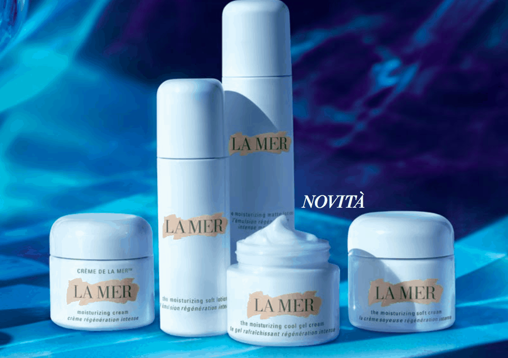 Da La Mer arriva la nuova The Moisturizing Cool