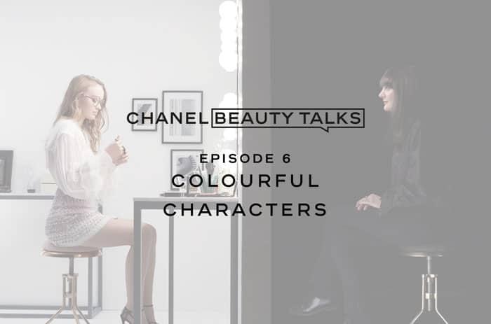 """On line il sesto episodio di Chanel Beauty Talk: protagoniste Lucia Pica, Lily-Rose Depp e … Rouge Coco Lip Blush""""!"""