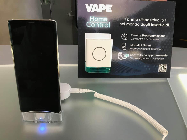 Vape HomeControl, il primo dispositivo contro le zanzare che si controlla con un'app!