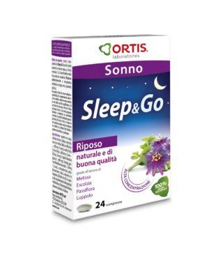 SLEEP&GO di Ortis: un alleato naturale per un sonno di qualità