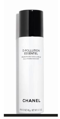 Pelle protetta  e luminosa con D-Pollution Essentiel  Brume  by Chanel