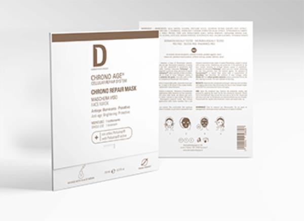 Chrono Repair Mask di Dermophisiologique: pelle luminosa e protetta dallo smog!