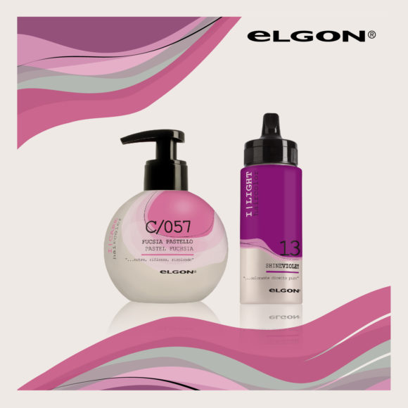 Novità ELGON per un haircolor classico o modaiolo