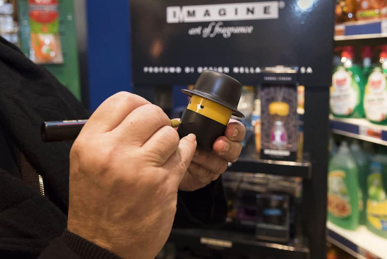 IMMAGINE art of fragrance, il nuovo profumatore per ambienti di alta profumeria in vendita nella GDO