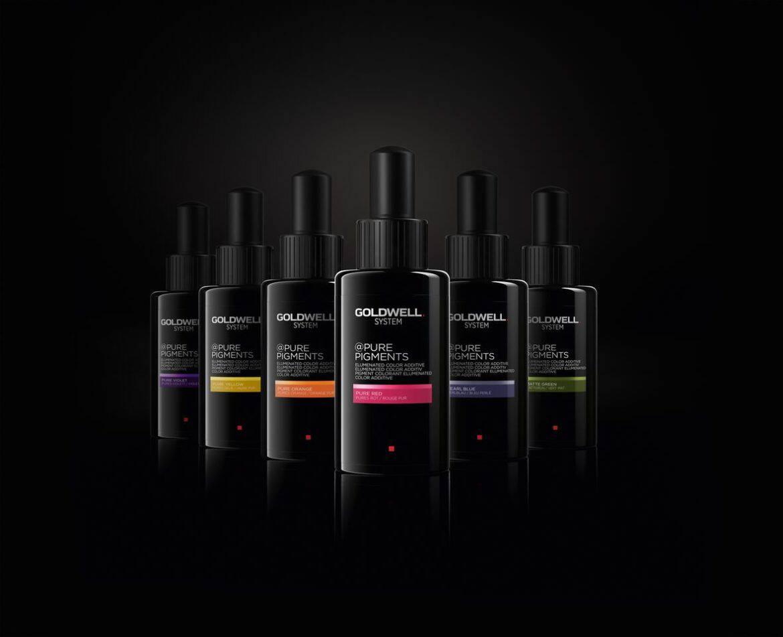 Goldwell @Pure Pigments, una novità per capelli dal colore in HD3