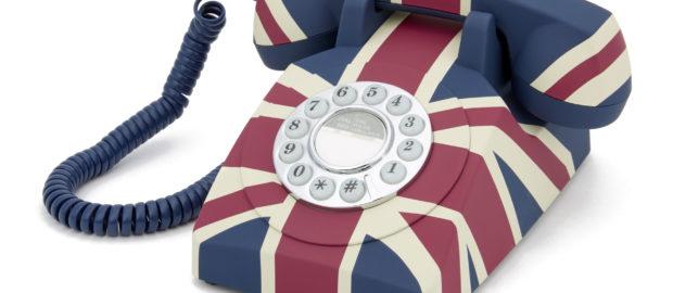 telefono stile vintage