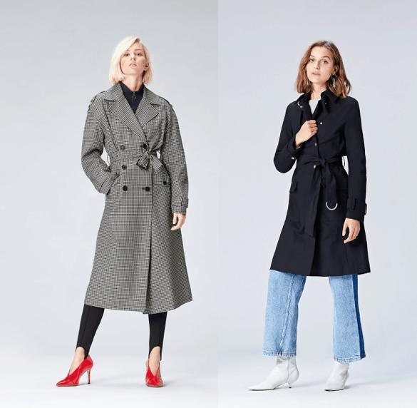 Primavera a ...tutto trench da Amazon Fashion Europe