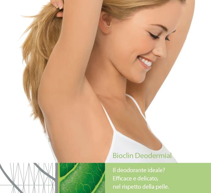 Da Bioclin nuovi deodoranti naturali per ogni tipo di sudorazione